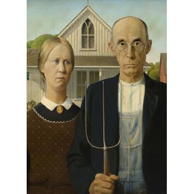 Eurographics-6000-5479 Grant Wood - American Gothic