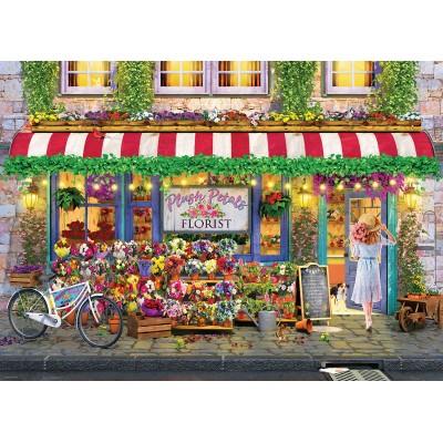 Eurographics-6000-5518 Plush Petals Flower Shop