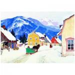 Eurographics-6000-7182 Gagnon : Village Laurentian