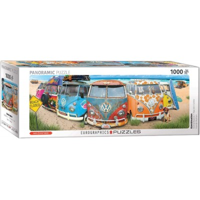 Eurographics-6010-5442 VW Bus - KombiNation