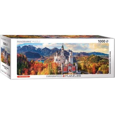 Eurographics-6010-5444 Château de Neuschwanstein en automne