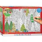 Eurographics-6033-0886 Color Me XXL - Arbres de Noël