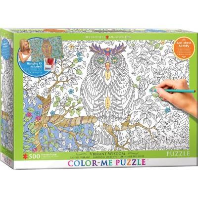 Eurographics-6055-0887 Color Me XXL - Hibou