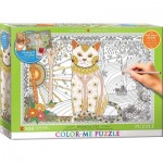 Eurographics-6055-0888 Color Me XXL - Magical Cat