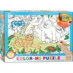 Eurographics-6111-0892 Color Me - Jungle