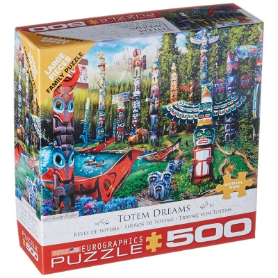 Eurographics-6500-5361 Pièces XXL - Totem Dreams