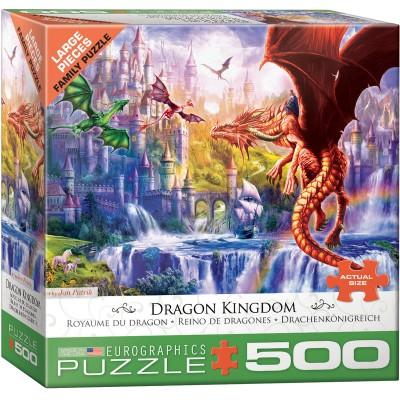 Eurographics-6500-5362 Pièces XXL - Royaume du Dragon
