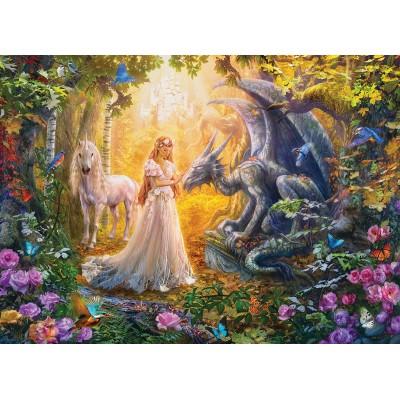 Eurographics-6500-5458 Pièces XXL - Princess' Garden