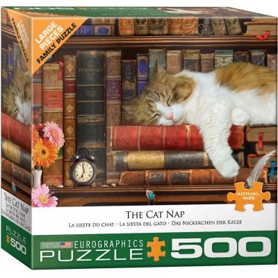 Eurographics-6500-5545 Pièces XXL - The Cat Nap