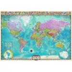 Eurographics-8000-0557 Carte du monde