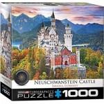 Eurographics-8000-0946 Château de Neuschwanstein en Allemagne