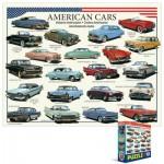 Eurographics-8104-3870 Voitures américaines des années cinquante