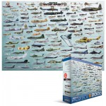 Eurographics-8220-0578 Evolution des avions de guerre