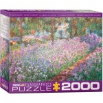 Eurographics-8220-4908 Claude Monet - Le Jardin de Monet