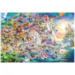 Eurographics-8220-5551 Unicorn Fantasy