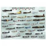 Eurographics-8300-0075 Avions de la 2ème guerre mondiale