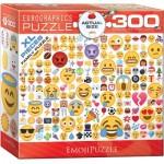 Eurographics-8300-0816 Pièces XXL - Emojipuzzle