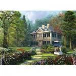 Eurographics-8300-0970 Pièces XXL - Family Puzzle: Dominic Davison - Longfellow House