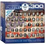 Eurographics-8300-1432 Pièces XXL - Présidents des Etats-Unis