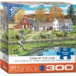 Eurographics-8300-5382 Pièces XXL - Ferme au Bord du Lac de Bob Fair