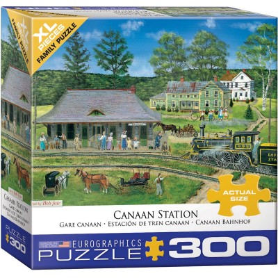 Eurographics-8300-5388 Pièces XXL - Canaan Station