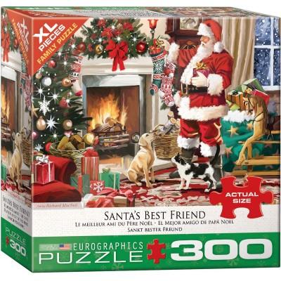 Eurographics-8300-5399 Pièces XXL - Santa's Best Friend
