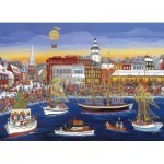 Eurographics-8300-5402 Seaside Holiday