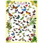Eurographics-8500-0077 Papillons