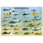 Eurographics-8500-0088 Hélicoptères Militaires