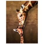 Eurographics-8500-0301 Le baiser de maman Girafe