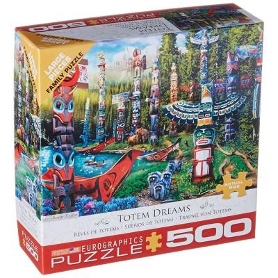 Eurographics-8500-5361 Pièces XXL - Totem Dreams