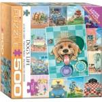 Eurographics-8500-5365 Pièces XXL - Vie de chien de Gary Patterson