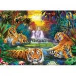Eurographics-8500-5457 Pièces XXL - Tiger's Eden