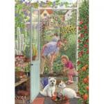 Jumbo-11115 Sarah Adams - Through the Greenhouse Door