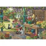 Jumbo-11139 Pièces XXL - Nancy Wernersbach - Garden in Bloom