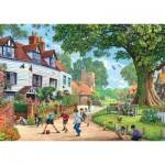 Jumbo-11144 Around Britain - Brenchley Village, Kent