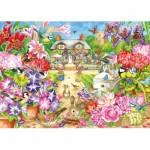 Jumbo-11171 Claire Comerford - Summer Garden