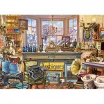 Jumbo-11188 Steve Crisp - Albert's Antique Shop