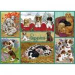 Jumbo-11219 Happy Puppies