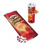 Gibsons-G2814 Puzzle Recto-Verso - Pringles