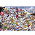Gibsons-G591 Mike Jupp : J'aime les bateaux