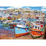 Gibsons-G6220 Mevagissey Harbour