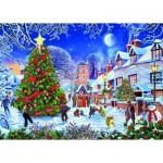 Gibsons-G6224 Steve Crisp - The Village Christmas Tree