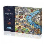 Gibsons-G7066 London Landmarks