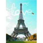 Gold-Puzzle-60089 Love at Paris