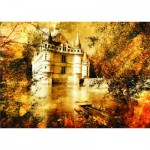 Gold-Puzzle-60188 Château d'Azay le Rideau