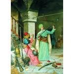 Gold-Puzzle-60263 Osman Hamdi Bey: Le Marchand d'Armes