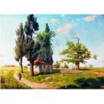 Gold-Puzzle-60300 Hoca Ali Riza: Landscape