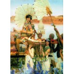 Gold-Puzzle-60409 Sir Lawrence Alma-Tadema : The Finding of Moses
