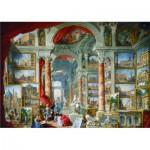 Gold-Puzzle-60485 Panini Giovanni Paolo: Rome Moderne